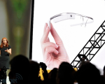 Google Project Glass at GoogleIO