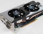 Sapphire HD 7770 graphics card Vapor-X GHz Edition OC