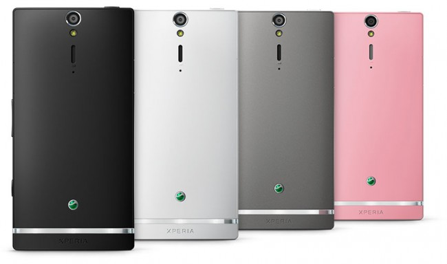 Sony has introduced a smart phone Xperia XL: Specs & Features