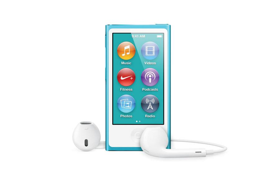 Apple iPod nano 7G 2012: Complete Review & Specs