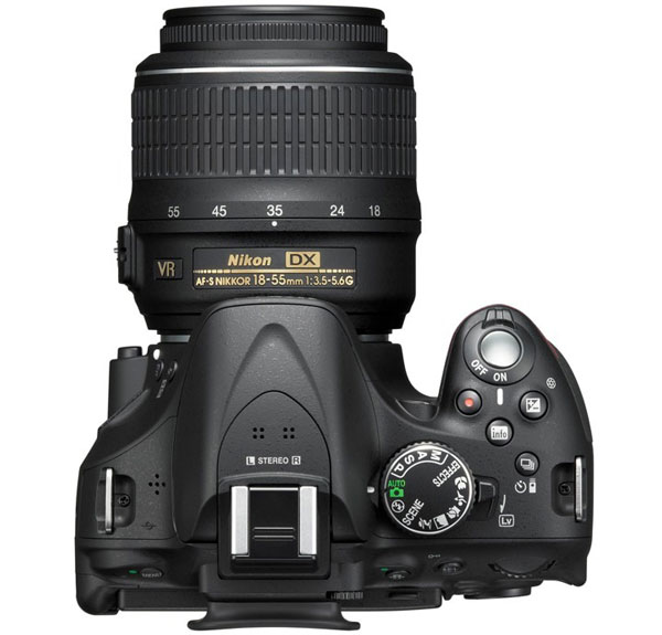 Digital SLR Camera Nikon D5200 will be available in December of this