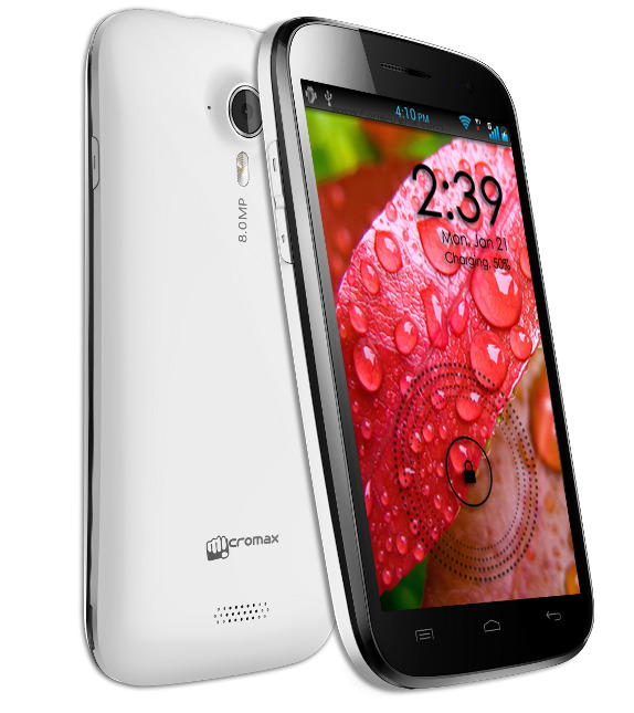 New Micromax A116 Canvas HD
