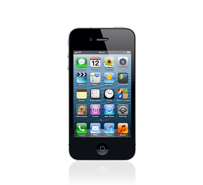 How to unlock iPhone 4S?
