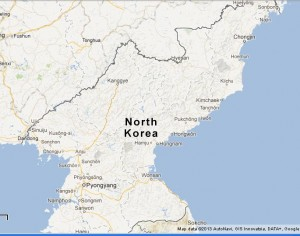North Korea Google Maps Concentration Camps, Street View