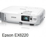 Epson EX6220 front view